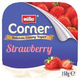 Müller Corner Strawberry Yogurt 150g