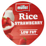 Müller Rice Strawberry 180g