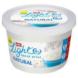 Müller Light Greek Style Natural Yogurt 450g