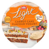 Müller Light Carrot Cake Flavour Yogurt 165g