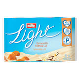 Muller Light Fat Free Vanilla and Toffee Yogurts 6 x 160g