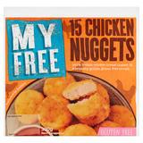 My Free Gluten Free 15 Chicken Nuggets 300g