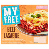 My Free Gluten Free Beef Lasagne 350g