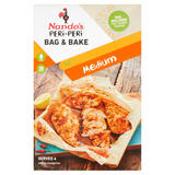 Nando's Peri-Peri Bag & Bake Medium 20g