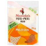 Nando's Peri-Peri Rub Medium 25g