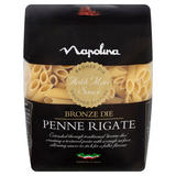 Napolina Bronze Die Penne Rigate 500g