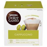 NESCAFÉ Dolce Gusto Cappuccino 16 Capsules Per Box