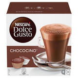 NESCAFE Dolce Gusto Chococino Coffee Pods 16 Capsules Per Box