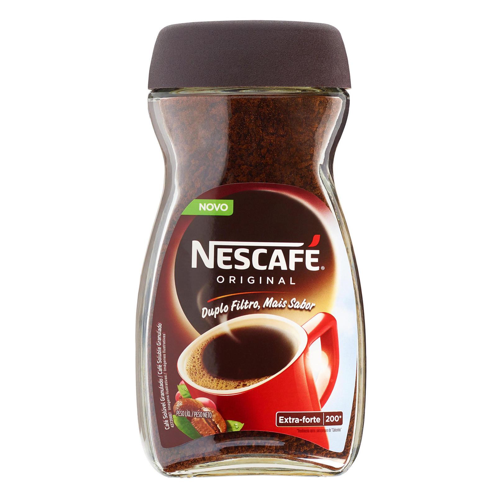Nescafe Original Instant Coffee 200g   Hot Beverages   Iceland Foods