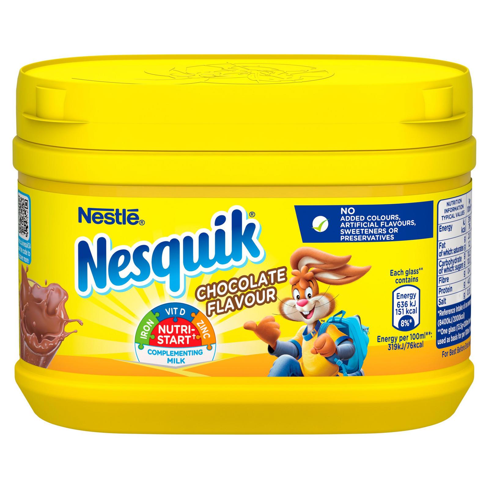 Nesquik 174 Chocolate Powder 300g Iceland Foods