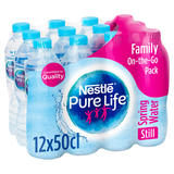 Nestle Pure Life Still Spring Water 12 x 50cl