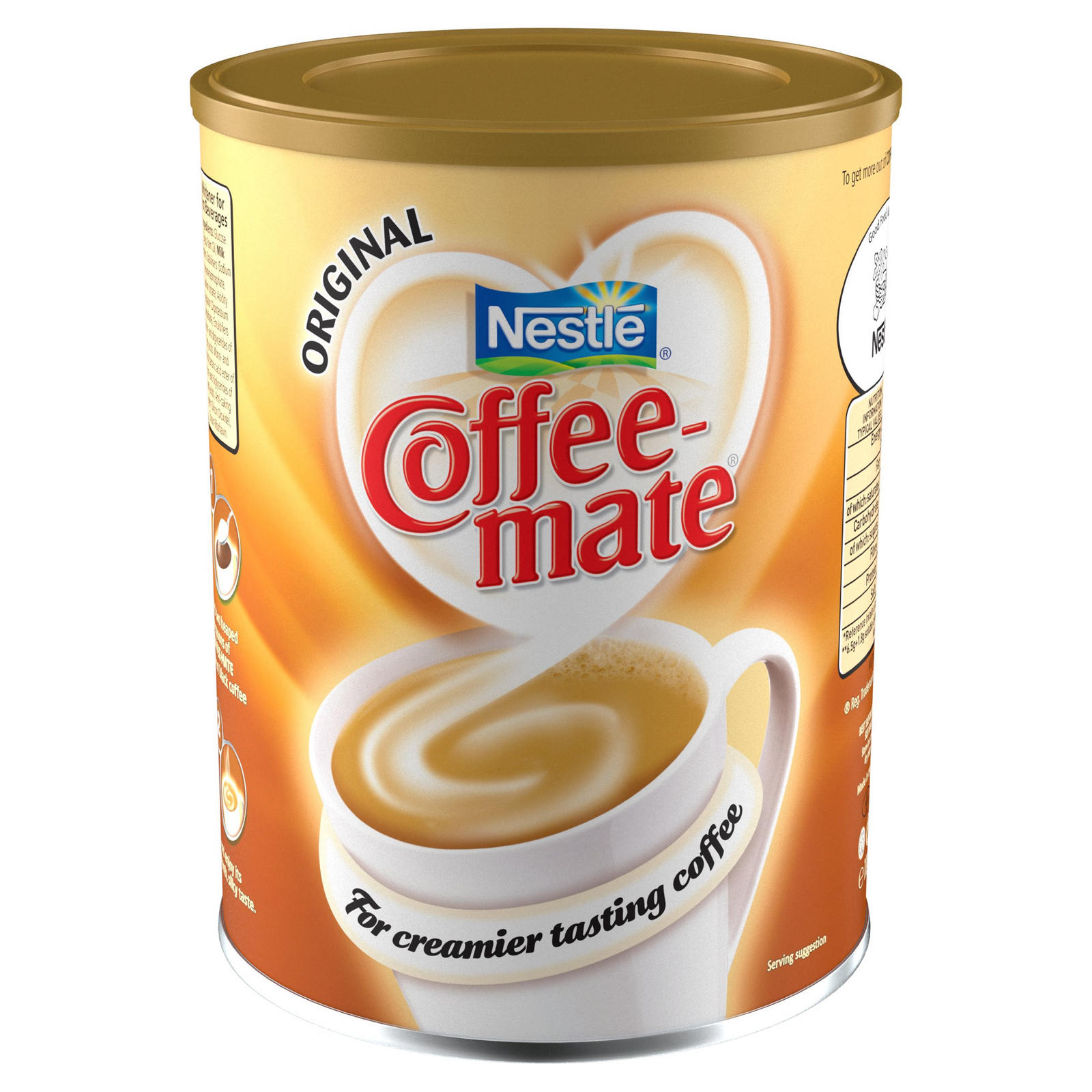 Nestlé Coffee Mate Coffee Whitener 1kg Long Life Milk