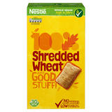 NESTLE SHREDDED WHEAT Cereal 30s Box