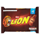 Lion Milk Chocolate Bar Multipack 42g 4 Pack