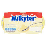 Milkybar Smooth and Creamy White Chocolate Dessert 4 x 70g (280g)