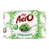 Nestlé Aero Mint & Choc Bubbly Mousse 4 x 58g (232g)