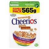NESTLE CHEERIOS MULTIGRAIN Cereal 565g Box