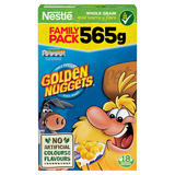 Nestlé Golden Nuggets Cereal 565g