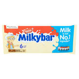 Milkybar® White Chocolate Kid Bar Multipack 72g (6 x 12g)