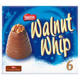 Walnut Whip Chocolate Gift Box 6 x 30g (180g)