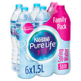 Nestle Pure Life Still Spring Water 6x1.5L