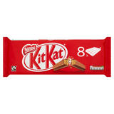 Kit Kat 4 Finger Milk Chocolate Bar 41.5g 8 Pack