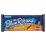 Blue Riband Milk Chocolate Caramel Wafer Biscuit Bar 8 Pack