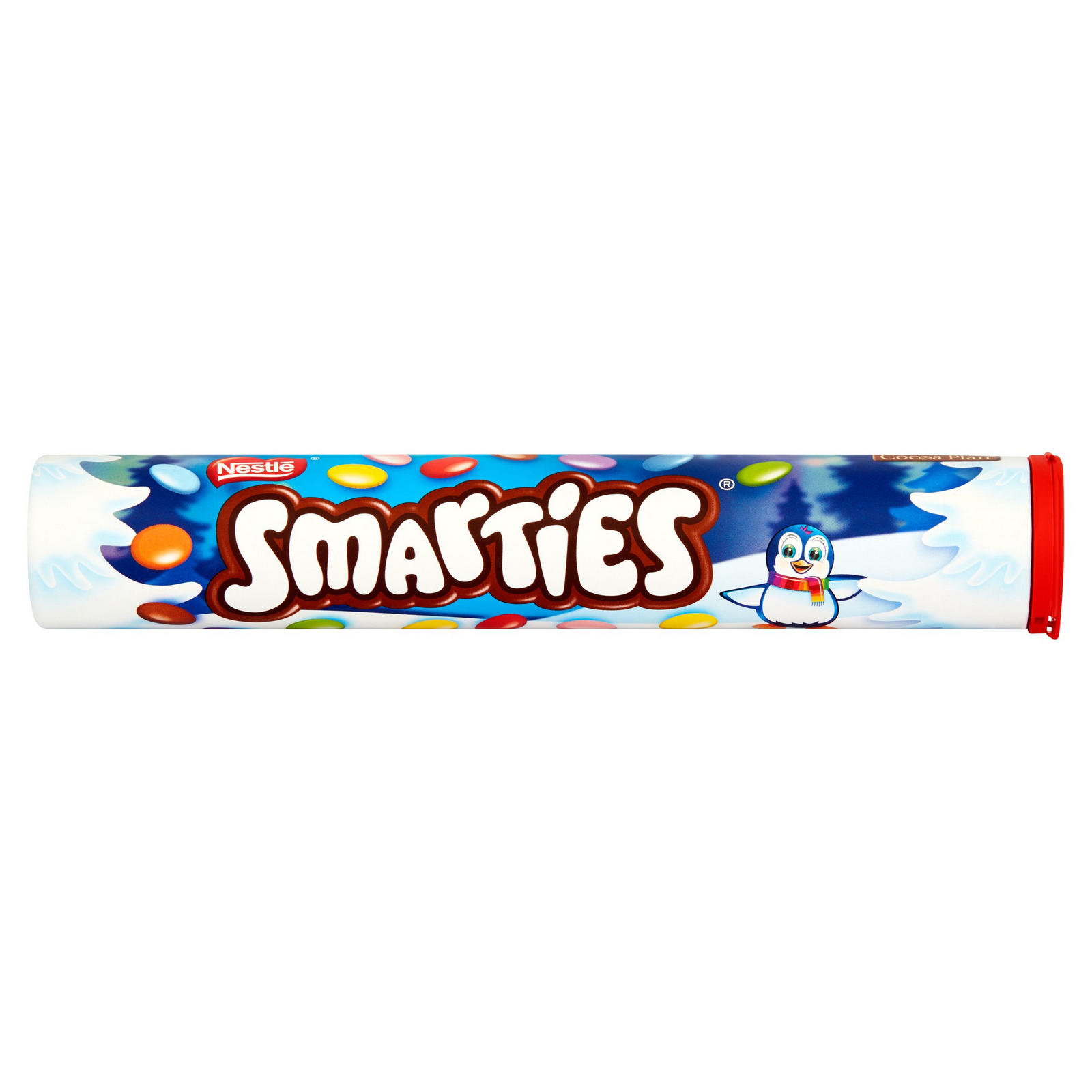 Nestlé Smarties Chocolate Giant Tube 130g | Sharing Bags