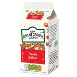 New Covent Garden Soup Co. Tomato & Basil 600g