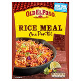Old El Paso Chili & Garlic One Pan Rice Meal Kit 355g