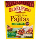 Old El Paso Seasoning Mix for Fajitas Smoky BBQ 35g