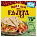 Old El Paso Fajita the Kit Smoky BBQ 500g