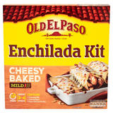 Old El Paso Enchilada Kit Cheesy Baked 663g