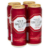 Old Speckled Hen Crafted Fine Ale 4 x 500ml