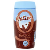 Options Belgian Choc 495g
