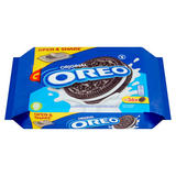 Oreo Original Sandwich Biscuits Share Pack 396g