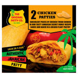 The Original Patty Co. Chicken Jamaican Patty 2 x 150g