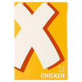 Oxo Chicken Stock Cubes 12