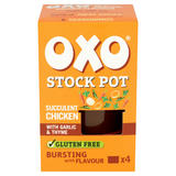 Oxo Chicken Stock Pots 4 x 20g