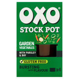 Oxo Vegetable Stock Pots 4 x 20g