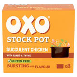 Oxo Chicken Stock Pots 8 x 20g