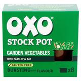Oxo Stock Pot Garden Vegetables 8 x 20g (160g)