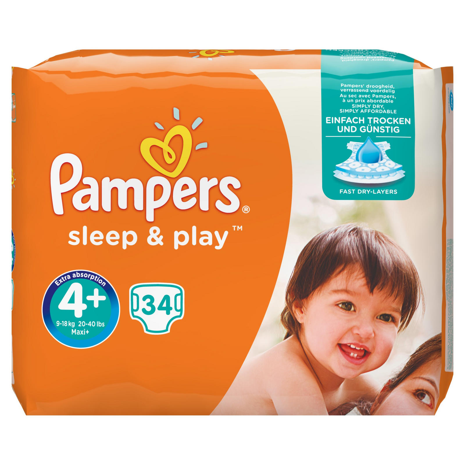 Sleep And Play Pampers