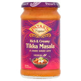 Patak's Original Rich & Creamy Tikka Masala 400g