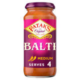 Patak's Balti Curry Sauce 450g