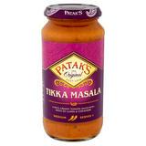 Patak's Tikka Masala Curry Sauce 450g