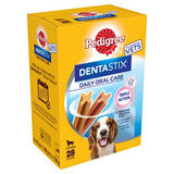 Pedigree Dentastix Adult 1+ Medium Dental Treat Dental Chews 28 Chews