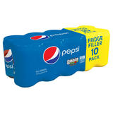 Pepsi Cans 10 x 330ml