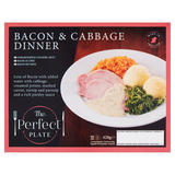 The Perfect Plate Bacon & Cabbage Dinner 420g