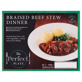 The Perfect Plate Braised Beef Stew Dinner 420g
